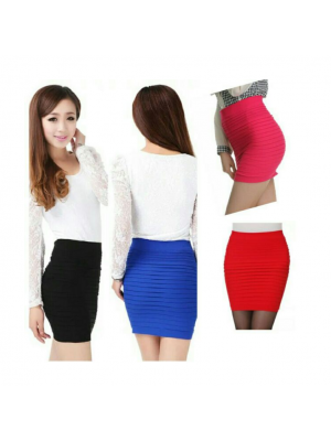 READY STOCK MANY COLOR SHIP 1 DAY OL Mini Skirt Slimming