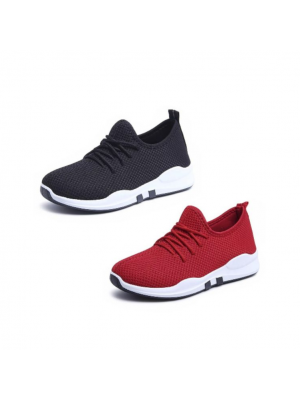 READY STOCK 1 DAY SHIP MESH SPORT SHOES  Women Sport Running Casual Shoes