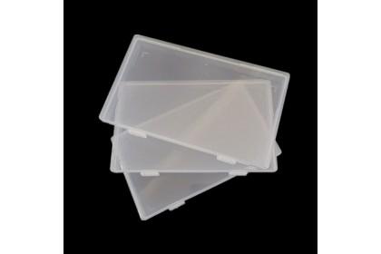 *SmartChoice*Size:18 cm *10.7cm防尘掀盖口罩收纳便携式口罩 Portable Dustproof Face Mask Case with same dust-proof flip cover storage