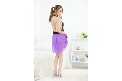 *SmartChoice*ReadyStock Women Nightwear Babydoll Sleepwear G-string Nightdress